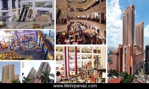 مراكز خريد در مالزي